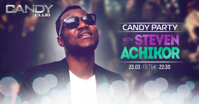 Candy Pary with Steven Achikor