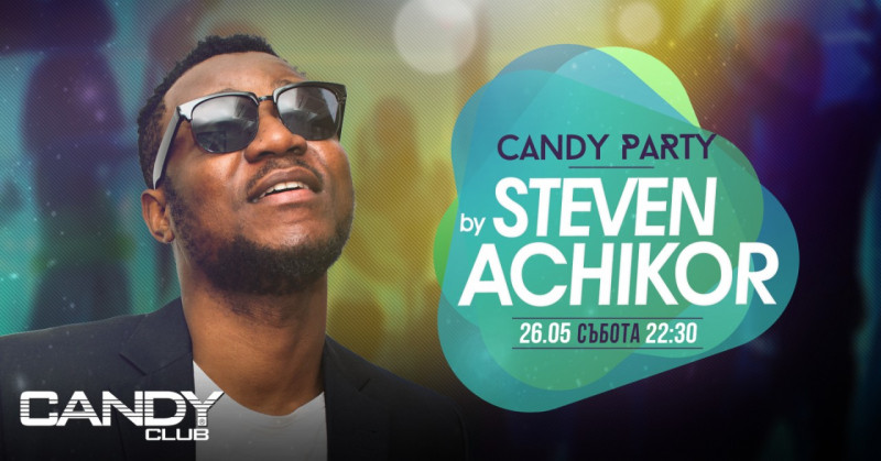 Candy Party with Steven Achikor
