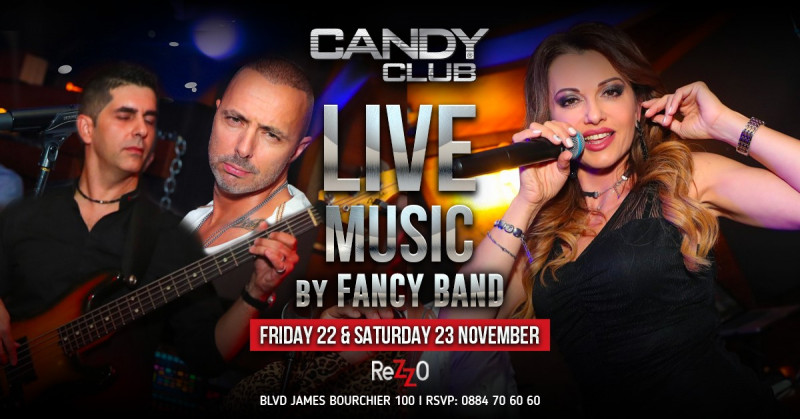 Live Music by Fancy Band